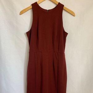 Ann Taylor Sheath Sleeveless Dress